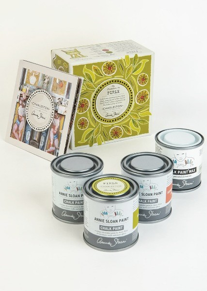 Annie Sloan With Charleston Decorative Paint Set in Firle 4