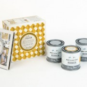 Annie Sloan With Charleston Decorative Paint Set in Tilton 1